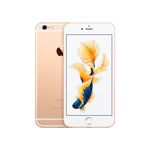 Apple iphone 6s 128gb oro reacondicionado cpo móvil 4g 4.7'' retina hd/2core/128gb/2gb ram/12mp/5mp