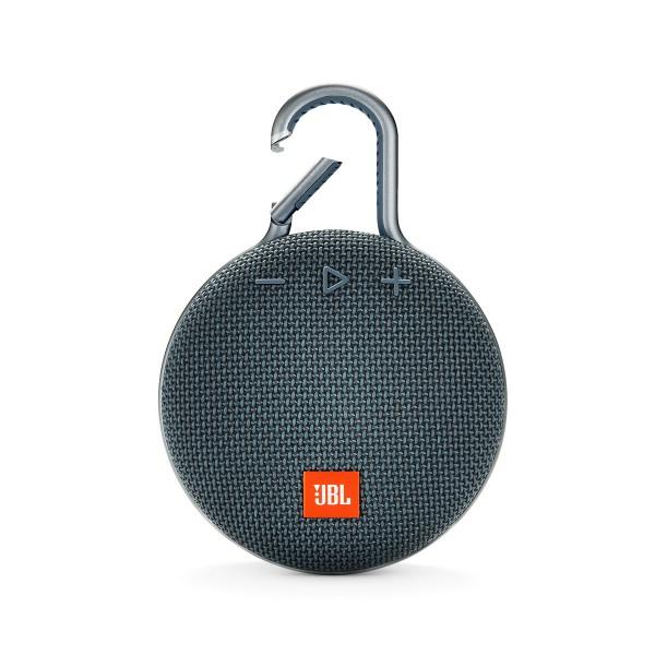 Jbl clip 3 azul altavoz portátil 3w rms bluetooth mosquetón integrado impermeable ipx7