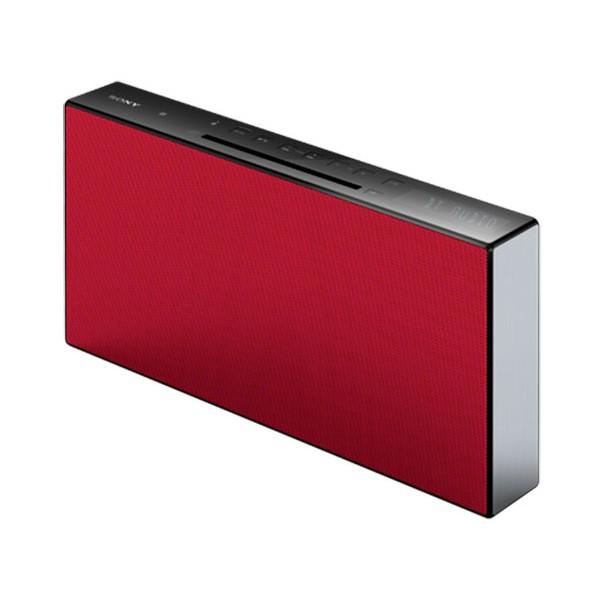 Sony cmt-x3cd rojo