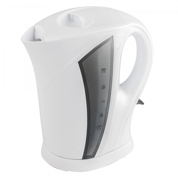 Hervidor agua kuken plastico 2200w 1.7l