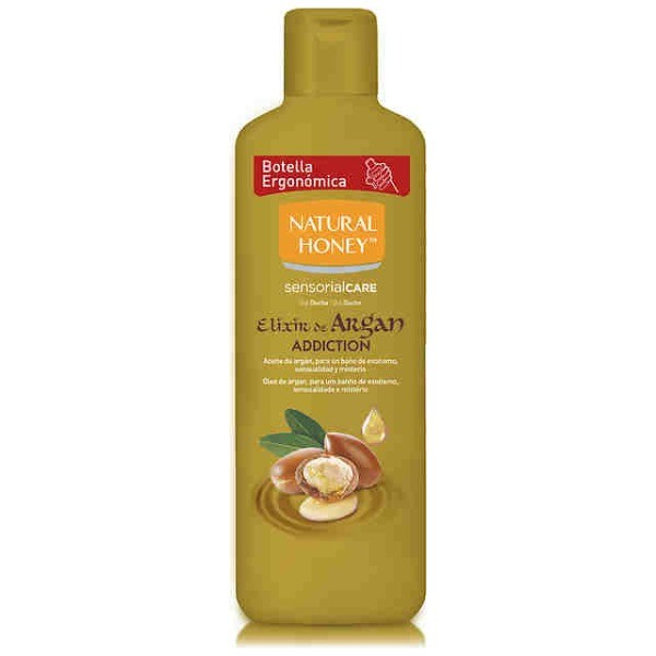 Natural Honey Gel Elixir de Argán 650 ml