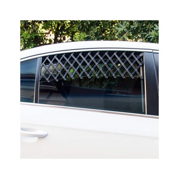 Rejilla universal para ventanilla trasera