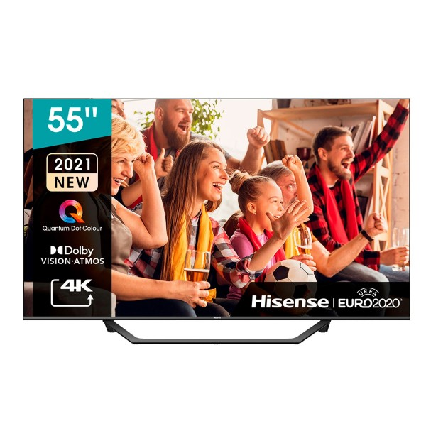 Hisense h55a7gq tv 55''/4k uhd/smart tv/hdr/wifi/bluetooth