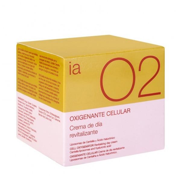 INTERAPOTHEK O2 OXIGENANTE CELULAR CREMA DE DIA 50 ML